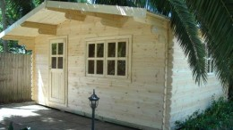 Luton Log Cabin <br/>from £1,900