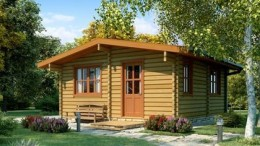 Bristol Log Home<br/>from £14,999