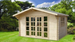 Brighton Log Cabin <br/>from £1,900