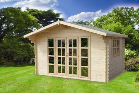 Brighton Log Cabin