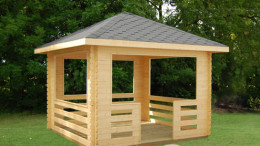 Mull Gazebo <br/>from £1,549