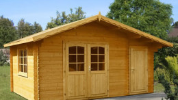 Portpatrick Log Cabin <br/>from £2,949