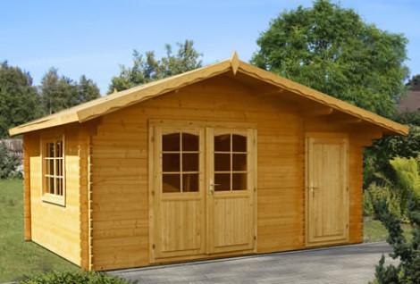 Portpatrick Log Cabin