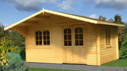 Stranraer Log Cabin