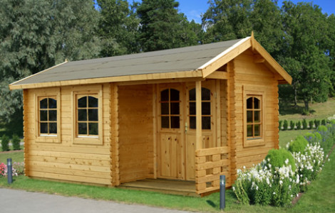 Girvan Log Cabin
