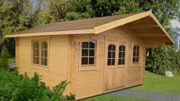 Turnberry Log Cabin <br/>from £5,849