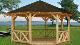 Dumbarton Gazebo <br/>from £2,899