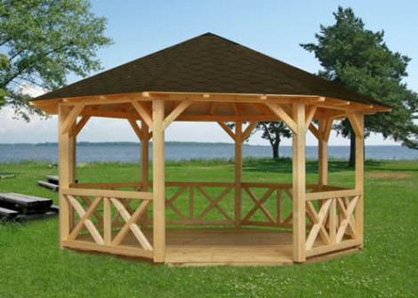 Dumbarton Gazebo