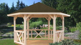 Glasgow Gazebo <br/>from £1,699