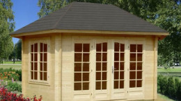 Millport Log Cabin <br/>from £2,899