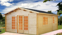 Troon Log Cabin <br/>from £4,149