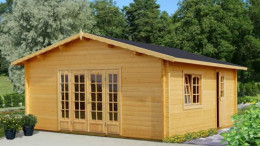Kilmarnock Log Cabin <br/>from £7,399