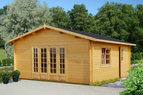 Kilmarnock Log Cabin