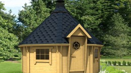 Helensburgh Log Cabin <br/>from £3,549