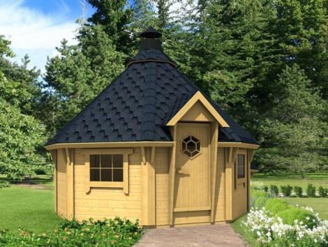 Helensburgh Log Cabin