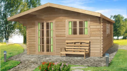 Liverpool Log Cabin <br/>from £1,999
