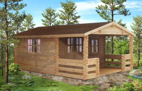 Manchester Log Cabin