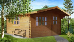 Plymouth Log Cabin <br/>from £3,549