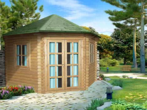 Norfolk Log Cabin