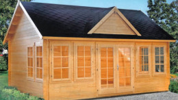 Dunoon Log Cabin <br/>from £4,199