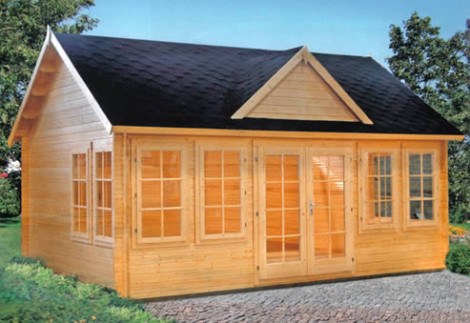 Dunoon Log Cabin