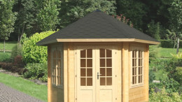 Ayr Log Cabin <br/>from £2,349