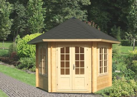 Ayr Log Cabin