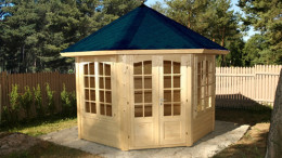 Prestwick Log Cabin <br/>from £2,449